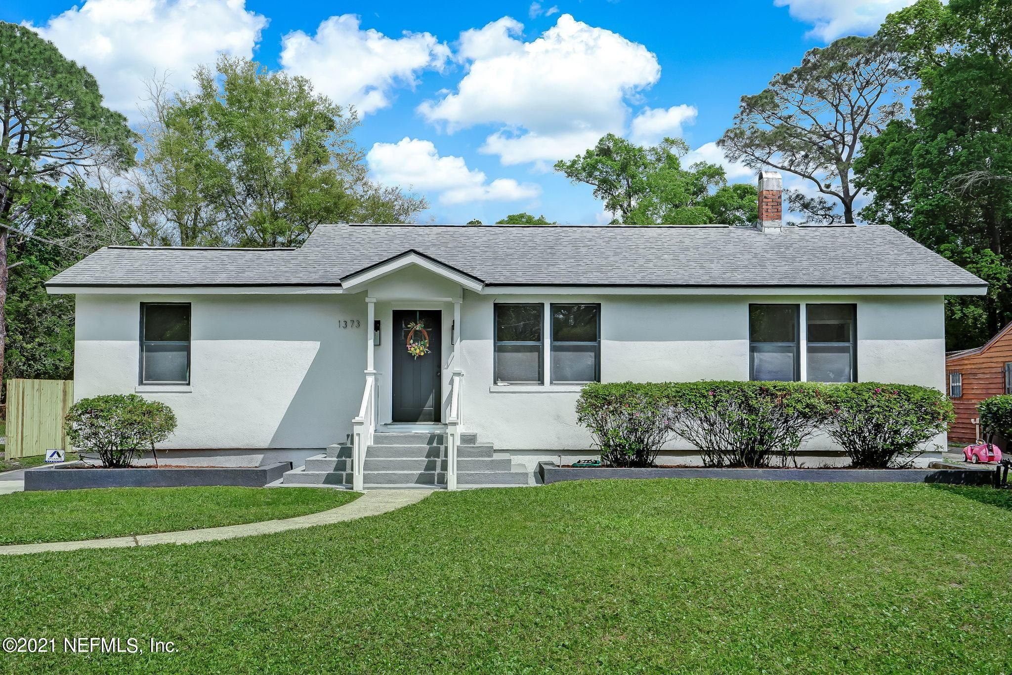 1373 Hamilton St Jacksonville, Fl 32205