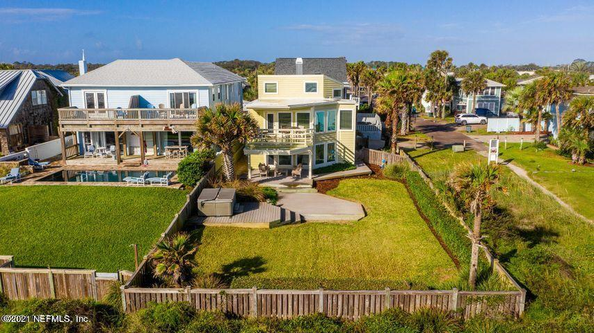 99 ORANGE ST SOLD! Sellers wanted to originally sell both properties together but are now selling 93 Orange St separately! AMAZING opportunity to live ocean front and right around the corner from Atlantic Beach town center! You will FALL IN LOVE with this property! Oversized impact glass windows that allow an abundance of natural light into the open concept kitchen, dining, and living space- every entertainer's dream! The kitchen is full of upgrades, including stainless steel Thermador appliances, 42-inch custom made cabinetry, two ovens, granite countertops and custom tile designed back splash. This home has Travertine flooring on the first level, two marble staircases, and bamboo wood flooring upstairs. The master bedroom has jaw dropping views! Imagine waking up every day and enjoying coffee on your master bedroom balcony, gazing out to the ocean. Hot tub conveys and the backyard is big enough for a pool! Schedule your tour today as this oceanfront beauty will NOT LAST!