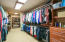 His/Her Closet which includes shoe closet and another huge seasonal closet + Exercise Room