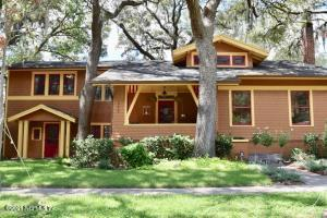 Avondale Property Photo of 1776 Canterbury St, Jacksonville, Fl 32205 - MLS# 1103488