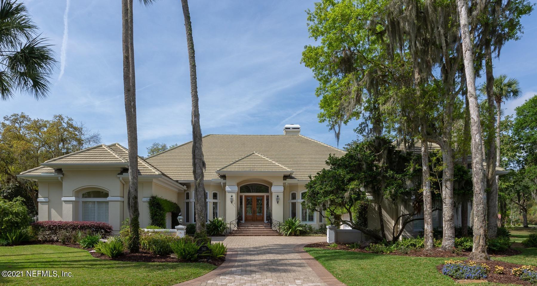 Details for 141 Twelve Oaks Ln, PONTE VEDRA BEACH, FL 32082
