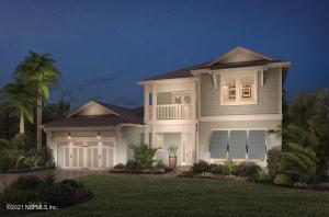Property Photo of 116 Lakeview Pass Way, St Johns, Fl 32259 - MLS# 1104244