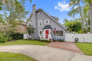 Avondale Property Photo of 1226 Willow Branch Ave, Jacksonville, Fl 32205 - MLS# 1111807