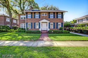 Avondale Property Photo of 3512 Riverside Ave, Jacksonville, Fl 32205 - MLS# 1106146