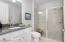 Full Step In Shower - Granite Tops