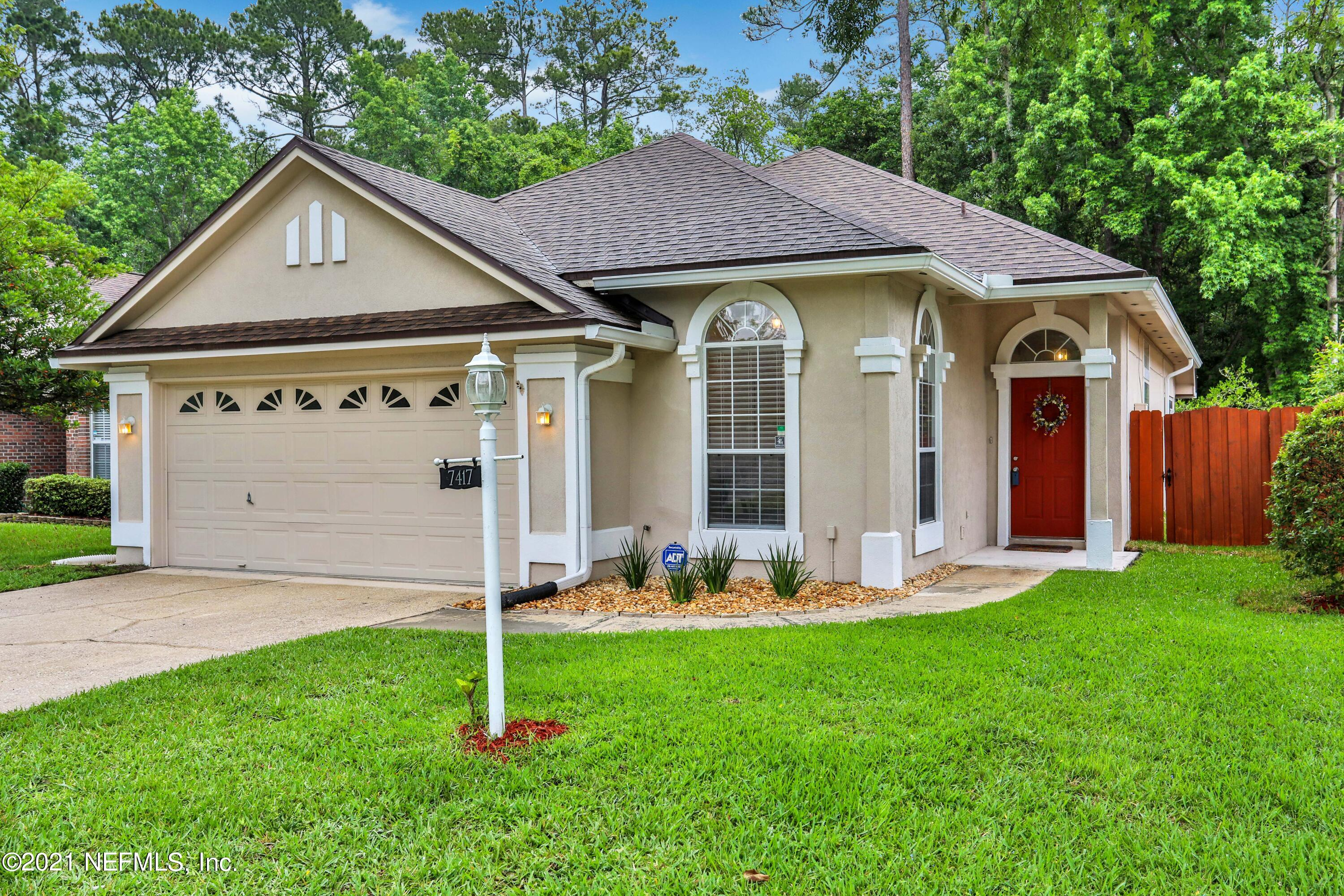 7417 Carriage Side Ct Jacksonville, FL 32256