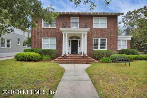 Avondale Property Photo of 3534 Riverside Ave, Jacksonville, Fl 32205 - MLS# 1112084
