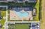 Aerial - Pool Area & Marina