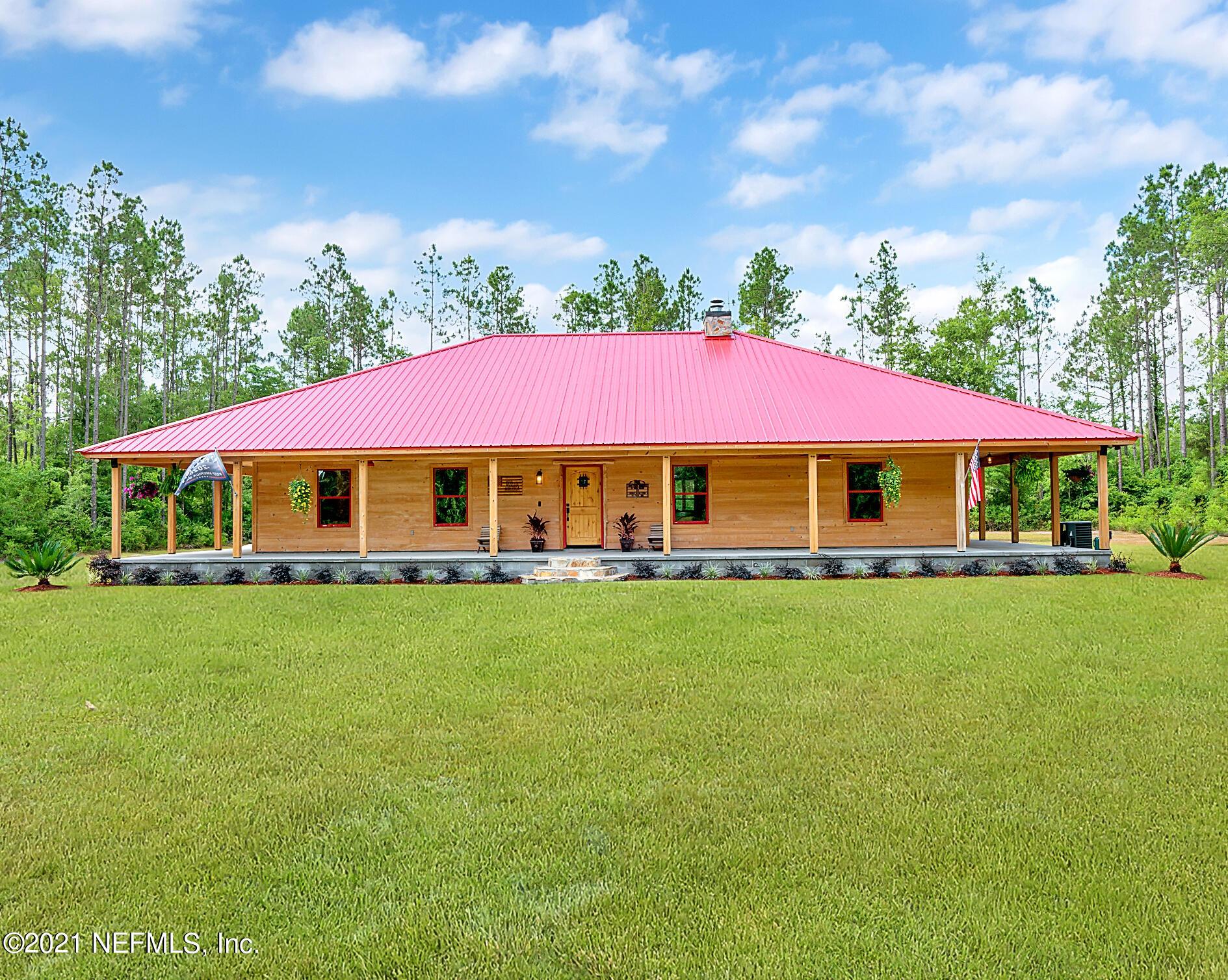 Details for 10504 Creek Rd, GLEN ST. MARY, FL 32040