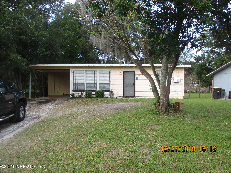 Details for 4631 Fredericksburg Ave, JACKSONVILLE, FL 32208