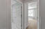 Guest bathroom and bedroom
