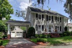 Avondale Property Photo of 2919 Oak St, Jacksonville, Fl 32205 - MLS# 1121097