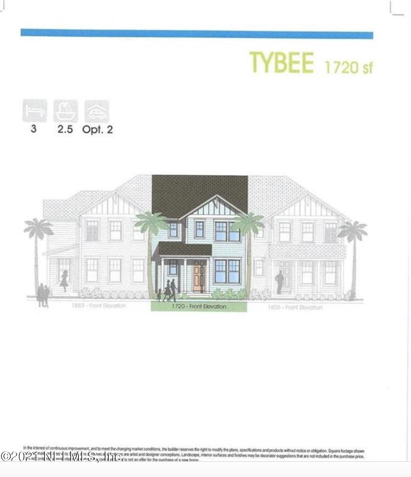 Details for 209 Daydream Ave, YULEE, FL 32097