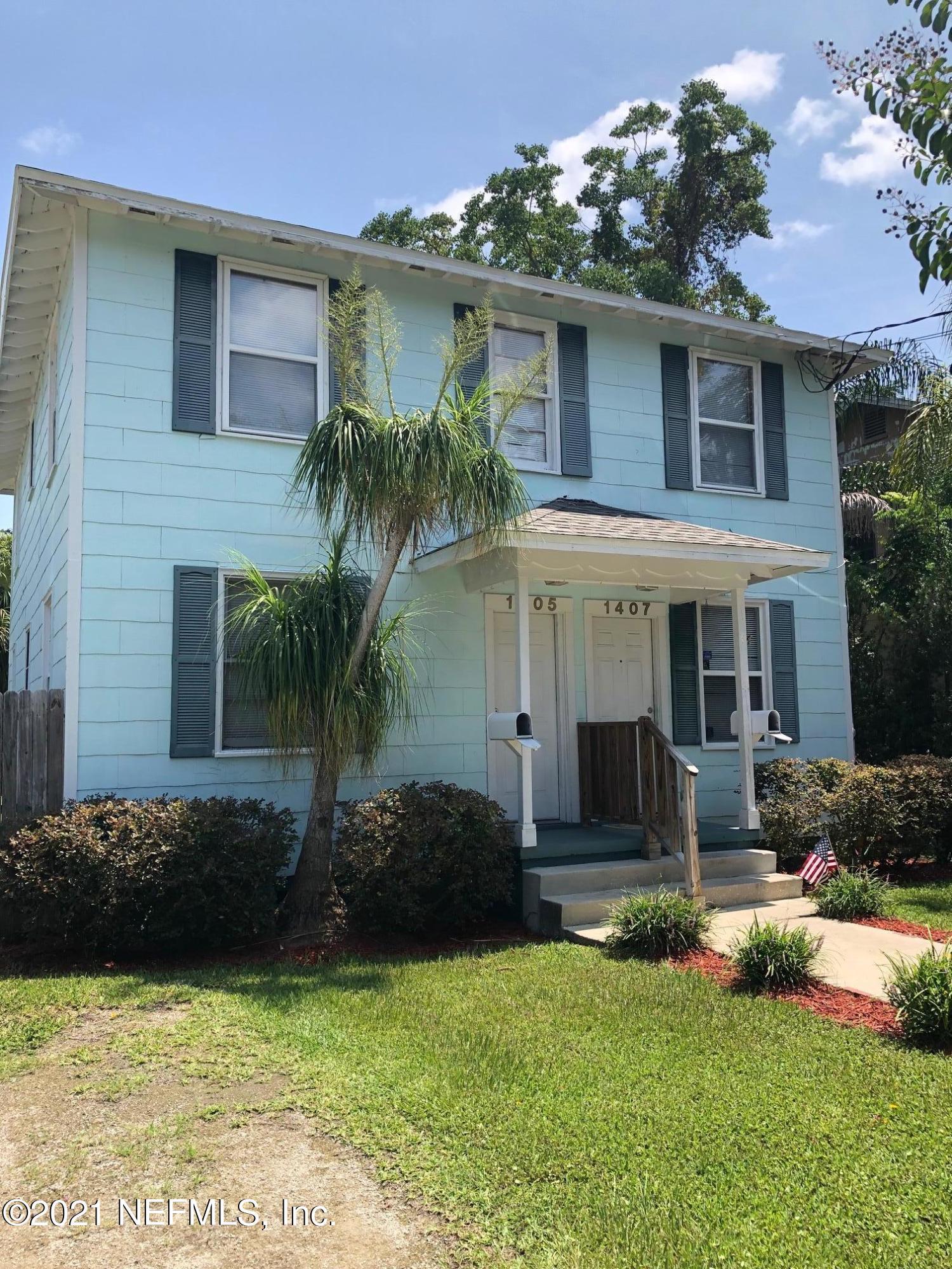 1407 Dancy St Jacksonville, FL 32205