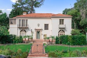 Avondale Property Photo of 1850 Powell Pl, Jacksonville, Fl 32205 - MLS# 1124542