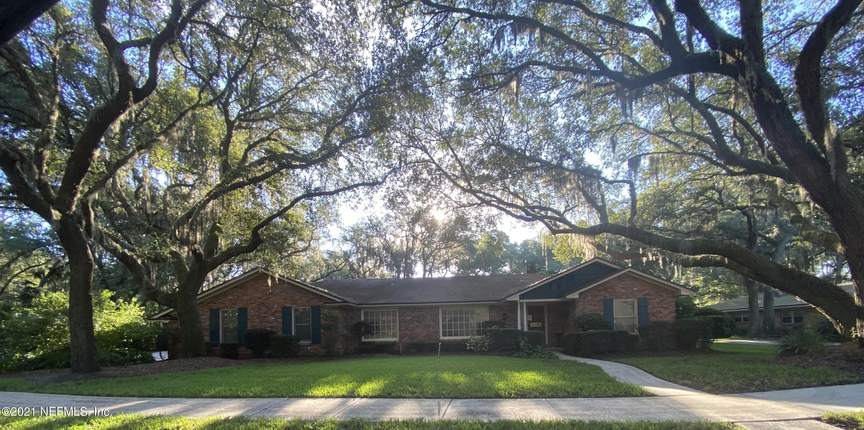 This home with its layout and enclosed patio is waiting for you!.  The home sits on almost a 1/2 acre of land.  There is a estate sale going on 8/13-8/16 and the public is welcome to stop in and check out this home with no pressure.