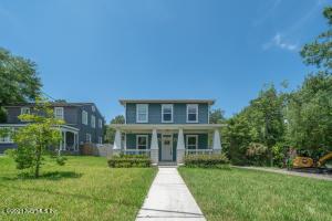 Avondale Property Photo of 3805 Park St, Jacksonville, Fl 32205 - MLS# 1127467