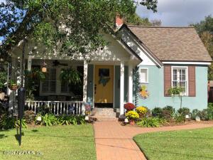 Avondale Property Photo of 1755 Greenwood Ave, Jacksonville, Fl 32205 - MLS# 1130483