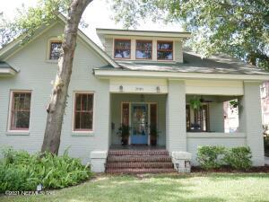Avondale Property Photo of 2881 Downing St, Jacksonville, Fl 32205 - MLS# 1131153