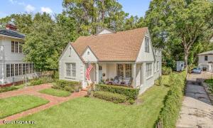Avondale Property Photo of 1271 Hollywood Ave, Jacksonville, Fl 32205 - MLS# 1131323