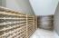 Crate Storage behind Door