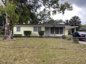 9207 DANVILLE AVE, JACKSONVILLE, FL 32208