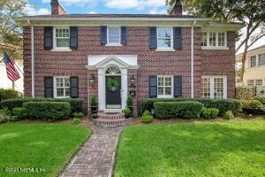 Avondale Property Photo of 1487 Edgewood Ave S, Jacksonville, Fl 32205 - MLS# 1132150