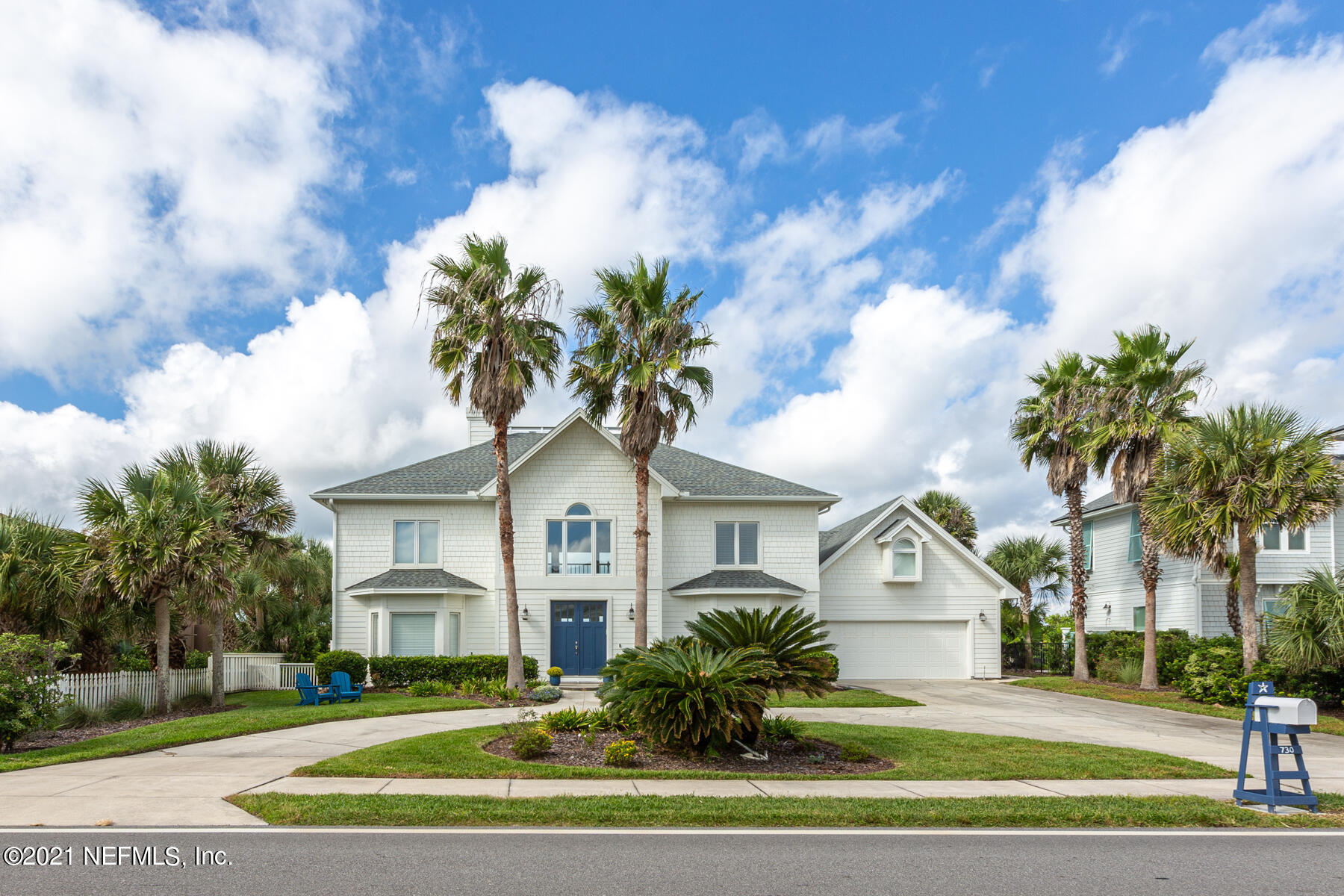 Enjoy your best life on the sands of Ponte Vedra Beach. Just steps away from this fine property you will find beach access that will provide quick access to all your family beach time and long romantic sunset strolls! On top of that you are walking distance to the Lodge & Club. Enjoy both the the most mesmerizing sunrises as well as the most romantic sunsets from the rooftop balcony/observation deck that provides the best of ocean and guana views. The kitchen features GE Monogram appliances. There is a first floor guest suite combined as well as a spacious 2nd floor master with balcony overlooking the guana. A recently upgraded electrical system as well as updated HVAC system compliments the hardiboard exterior that was completed in 2015. Welcome to the best that Northeast FL has to offer!