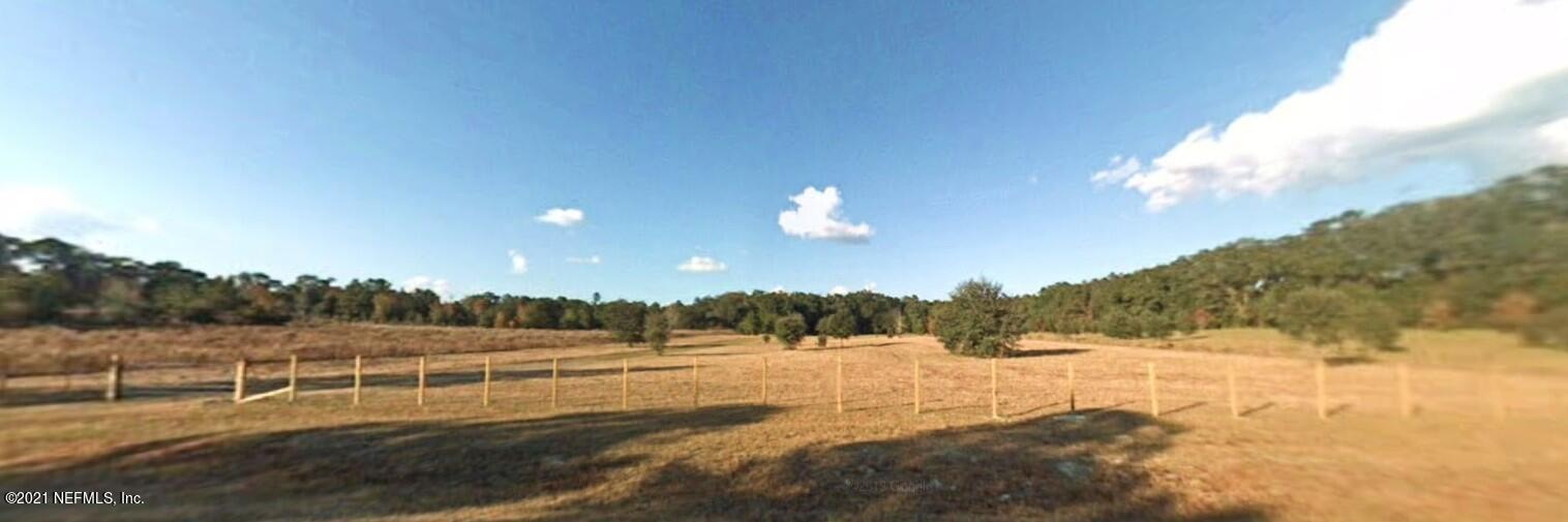 Beautiful cleared and improved homesite on over 6+ acres located in the quiet countryside of North Florida. This high, dry and buildable property already has well, septic and electric on site. No deed restrictions or HOA, property is fenced and ready to build or farm.