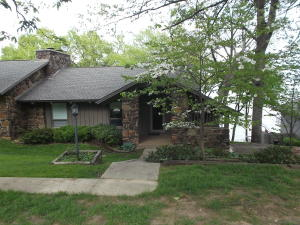 Located on the lake, 2 beds and 2 1/2 baths.