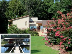2 Acres on the lake with large home