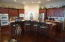 Large Kitchen with a bar, and open to the dinning and Great Room...
