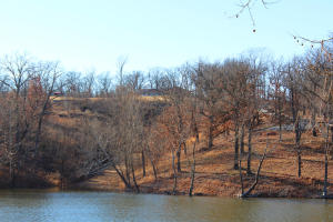 View of Lot 2 from water