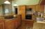 Large open kitchen, with 2 dishwashers!