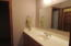 Each of the 3 guest rooms has a bathroom