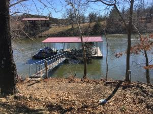 New 3 slip dock
