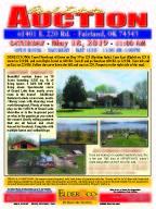 61401 E 220 Rd, Fairland, OK 74343