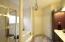 Whirlpool Tub, Shower, Double Vanity, Large Walk-in Closet