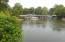 Docks to the left of the property - Community docks for stoneridge
