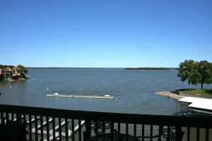 HUGE Lakeview from Living Area door to Deck