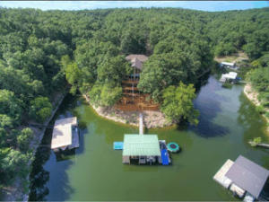 1288 Hendryx Point Rd, Eucha, OK 74342