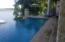 Infinity pool on lakeside is FUN AND BEAUTIFUL !!