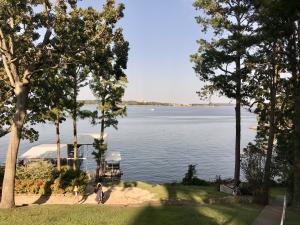 From front door looking toward Shangri La Resort