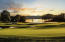 Just a short golf cart ride to Shangri La Golf Course