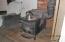 woodstove heat