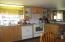 large, lovely kitchen