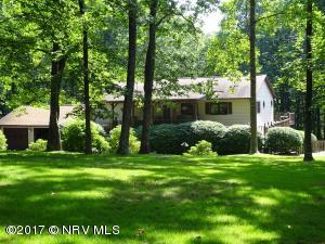 Recently remodeled home with 3 bedrooms, 2 & 1/2 baths home with a large, open floor plan and plenty of open and covered decks only 1/2 mile from the Blue Ridge Parkway. Includes a guest cottage and a two car detached garage all on 3.46 acres. Currently operating as a B&B with keeper's cottage.