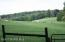 One view from residences to farm land
