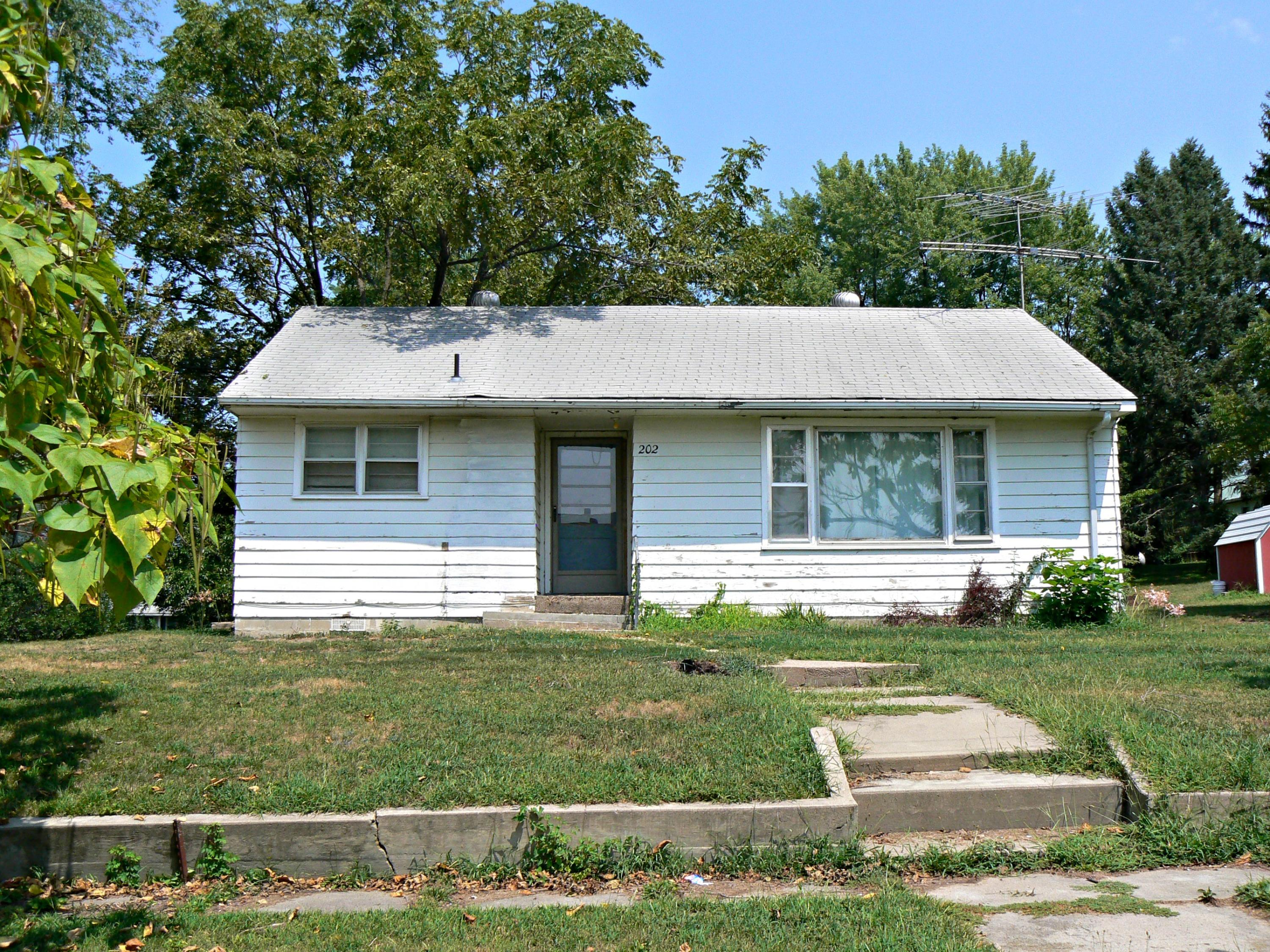 202 E 2ND ST, Quitman, Missouri 64487, 2 Bedrooms Bedrooms, ,1 BathroomBathrooms,Residential,2ND,4209