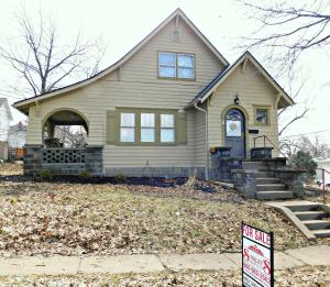 Charming home just 1 block from NWMSU Campus entrance!